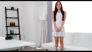 CastingCouch-X – Lucy Doll gets fucked by casting agent in first audition