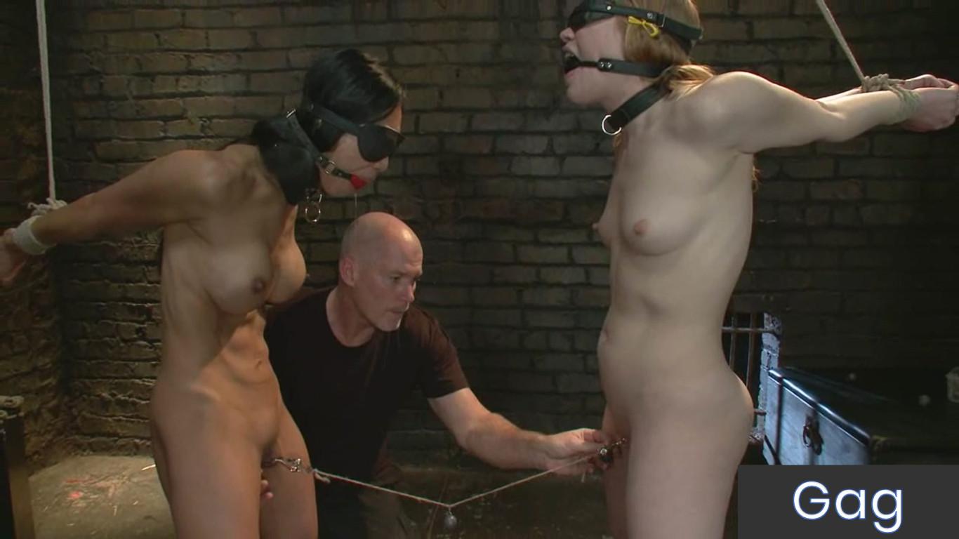 BDSM Teen Porn Master - Gag